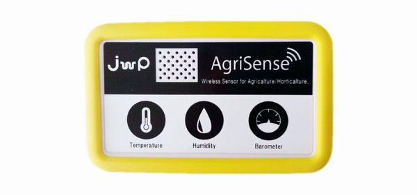 ジョイ・ワールド・パシフィック、省エネ型の施設園芸向けワイヤレスセンサーの販売を開始