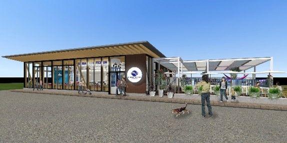 天王寺公園エントランスエリアに大阪産野菜・加工品等の販売 「産直市場よってって」などがオープン