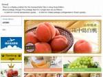 イオンダイレクト、全国の農産物を香港で宅配するECサイト「新鮮直送」をオープン