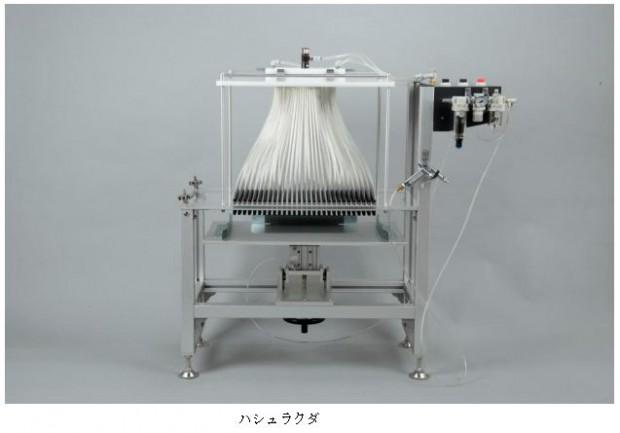 サカタのタネ、多品目の種子を効率的にまける高性能半自動播種機を発売