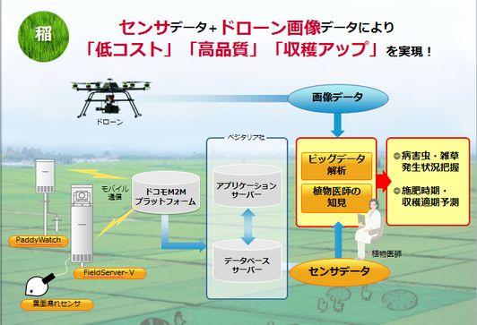 ベジタリア、新潟市における「ドローン実証プロジェクト」に関する連携協定を締結