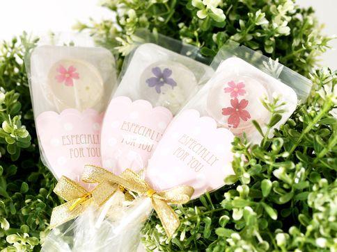 ビーテック、食べられる花「エディブルフラワー」をキャンディにした商品を販売