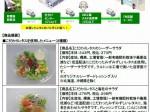 """ファミリーマート、土壌・産地と低温管理を徹底。""""こだわりレタス""""によるサラダなど10種類を発売"""