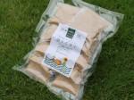 乳酸菌を含む長野県産生竹100%の有機肥料「畑すくすく」の家庭菜園向け商品を販売