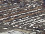 世界最大規模の卸売食品市場の米国ハンツポイント・マーケット