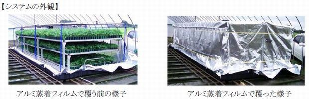 日立化成、炭酸ガスでイチゴ苗に寄生するハダニの防除システムを販売開始