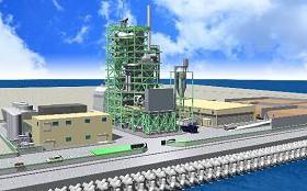 JFEエンジ、間伐材を利用した大規模な木質バイオマス発電を開始