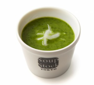 オイシックスがスープ専門店「Soup Stock Tokyo」と共同で水耕栽培ケールを活用したスープを販売