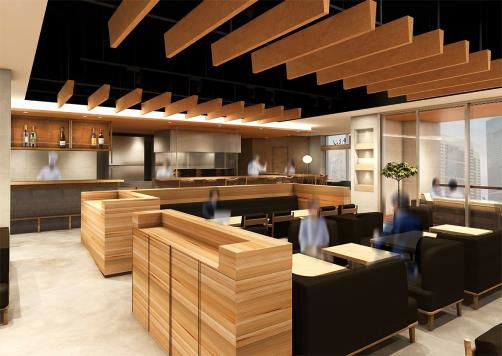モスフードサービス、旬菜料理と国産ワインが楽しめるレストランをオープン