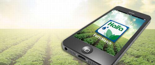 イスラエル・ハイファグループによるモバイル対応型の施肥ソリューション・サービスを新たにリリース