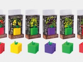 小型・水耕ポット「ペットマト」が進化を遂げて「ポットランド」として新発売