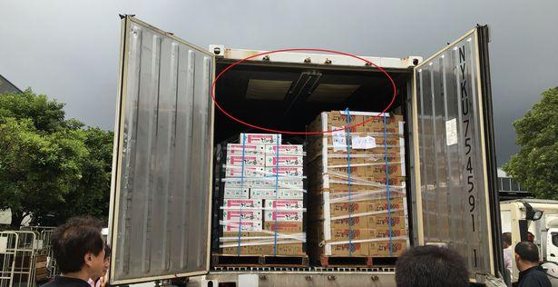 農作物の海上輸送・鮮度保持装置付リーファーコンテナの販売を開始