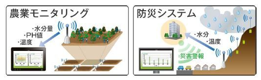 ロームグループ・ラピスセミコンダクタ、世界初・土壌環境のリアルタイムモニタリングが可能な土壌センサを開発