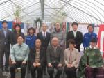 新潟市に1,8ha農地を利用したソーラーシェアリング(営農型太陽光発電)が着工