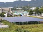 富士種菌と三喜工務店が連携し、シイタケ栽培と太陽光発電のシェアリング事業を展開