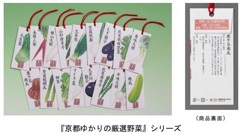 タキイ種苗、野菜のタネ「京都ゆかりの厳選野菜」シリーズ17品種を通販限定発売