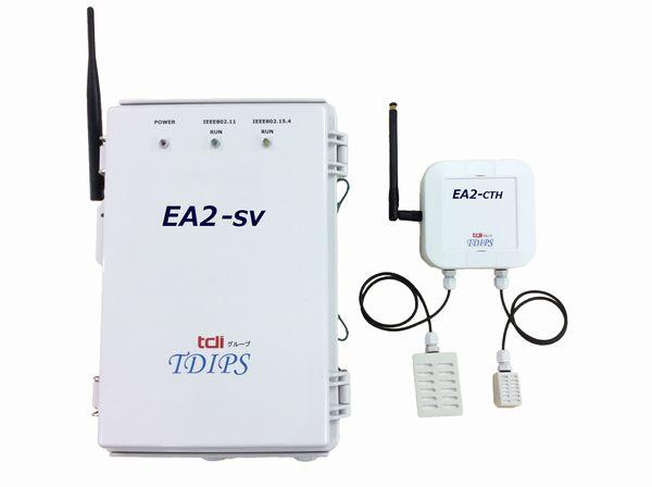 情報技術開発、長距離無線通信など大型ハウスに対応した遠隔監視制御システムを販売