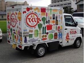 オイシックス、買い物難民向け・移動スーパーを展開する「とくし丸」を買収