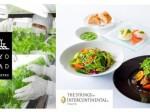 東京メトロ、自社運営する植物工場サラダが東京インターコンチネンタルのオリジナルコースに採用