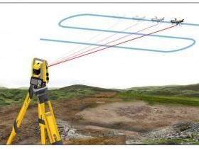 トプコン、標定点がいらないドローンによる測量システムを開発