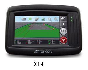 トプコン、精密農業に向けたタッチスクリーンガイダンス装置を販売