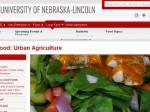 リンカーン大学、幅広い都市型農場に関する情報サイトを開設
