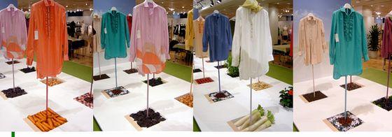 野菜を新たな市場開拓:衣料分野へ。蝶理とカット野菜のデリカフーズが連携