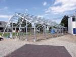太陽光と人工光によるハイブリッド型植物工場の研究開発がスタート