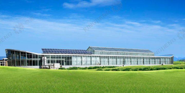 中国北京、太陽光・人工光を利用した大規模な植物工場が完成