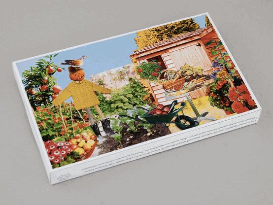 ポストカードとミニ家庭菜園が一体化「ポストカーデンPostcarden」