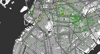 596エーカーズ、NY市の未活用スペースをマッピング
