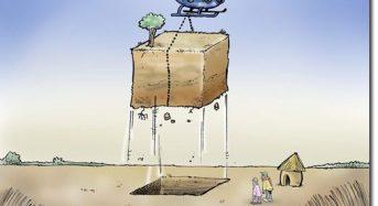 先進国による土地獲得競争ランドラッシュ、5,000haの農地の取引金額1,000億ドル以上