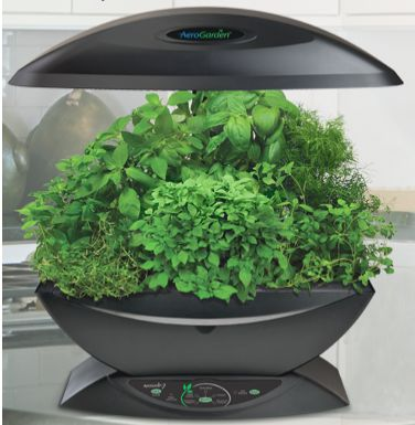 植物工場キット「エアロ・ガーデン AeroGarden」オシャレに家庭でハーブ野菜を