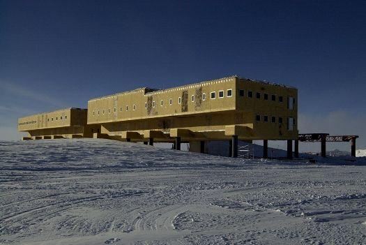米国・日本における南極における植物工場プロジェクト