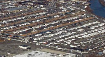 NY市民60%の食料を取引・世界最大規模の卸売食品市場の米国ハンツポイント・マーケット