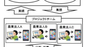 富士通、長野県の農業法人とICTを活用した効率的生産体系実証事業を開始