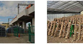 阪神電鉄+大多喜ハーブガーデンによる連携。農作物の相互供給や高付加価値品の研究開発へ