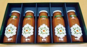 山万ユーカリファーム、植物工場による高糖度トマトを利用した「プレミアムトマトジュース」がモンドセレクション2016金賞を受賞