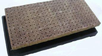 日本ロックウール、防藻処理の新製品「カルチャーマットクリーン」を販売開始