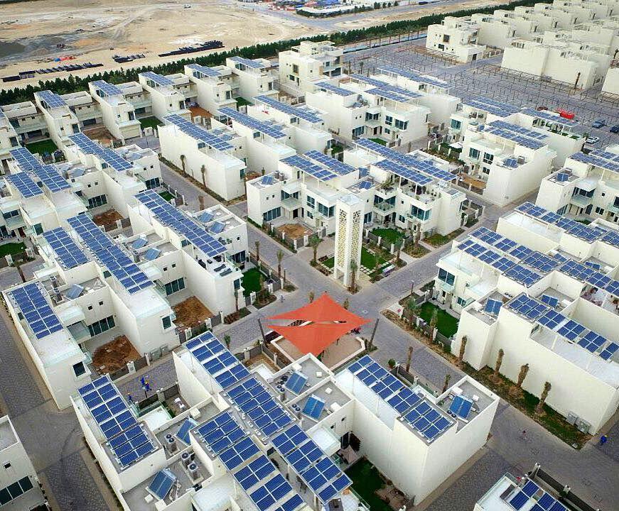 """UEAドバイにて """"グリーン・シティ""""が誕生。ドーム型ハウスによる農業生産とCSAモデルの普及へ"""