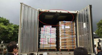 農作物の海上輸送・鮮度保持装置付きリーファーコンテナの販売を開始