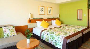 東京ベイ舞浜ホテル、植物の力を感じる宿泊プラン「ボタニカルルームステイ」を販売