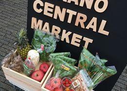 銀座農園など、中野にファーマーズ・マーケットをオープン
