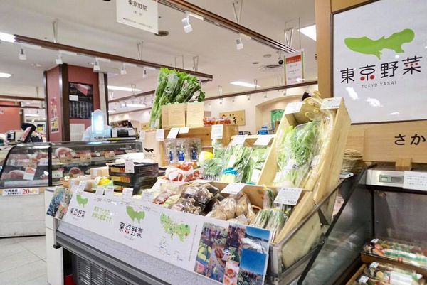 東京野菜普及協会による東京産野菜のブランド化。東京オリンピック・世界に供給目指す