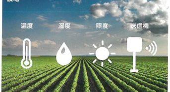 NISSHA「EnOcean LPWA長距離無線センサー」がNTT東日本の圃場センシングに採用
