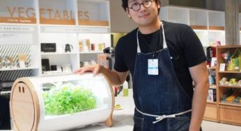 IoT植物工場キット「foop」が「銀座ロフト」のキッチン売場に展示