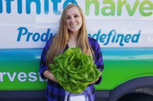 米国ベンチャー、植物工場による野菜を学校へ販売。回転率・生産効率の良いミニ野菜を中心に