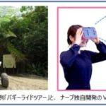 オリックス自動車など、バーチャルリアリティ(VR)を活用した『体験型観光の疑似体験』サービスを開始