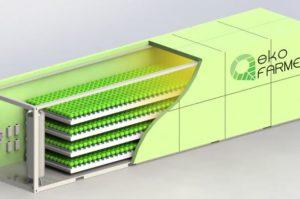 北欧フィンランドにてコンテナ型植物工場ベンチャーが誕生