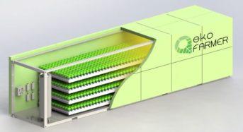 北欧フィンランド、都市部では初のコンテナ型植物工場ベンチャーが誕生